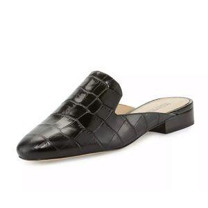MICHAEL KORS | leather slide 38.5 (8)